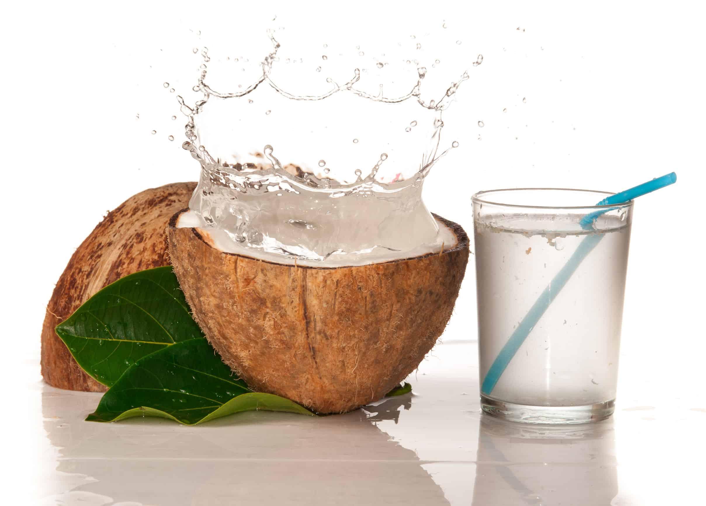 Kokoswasser: Test & Empfehlungen (08/20)