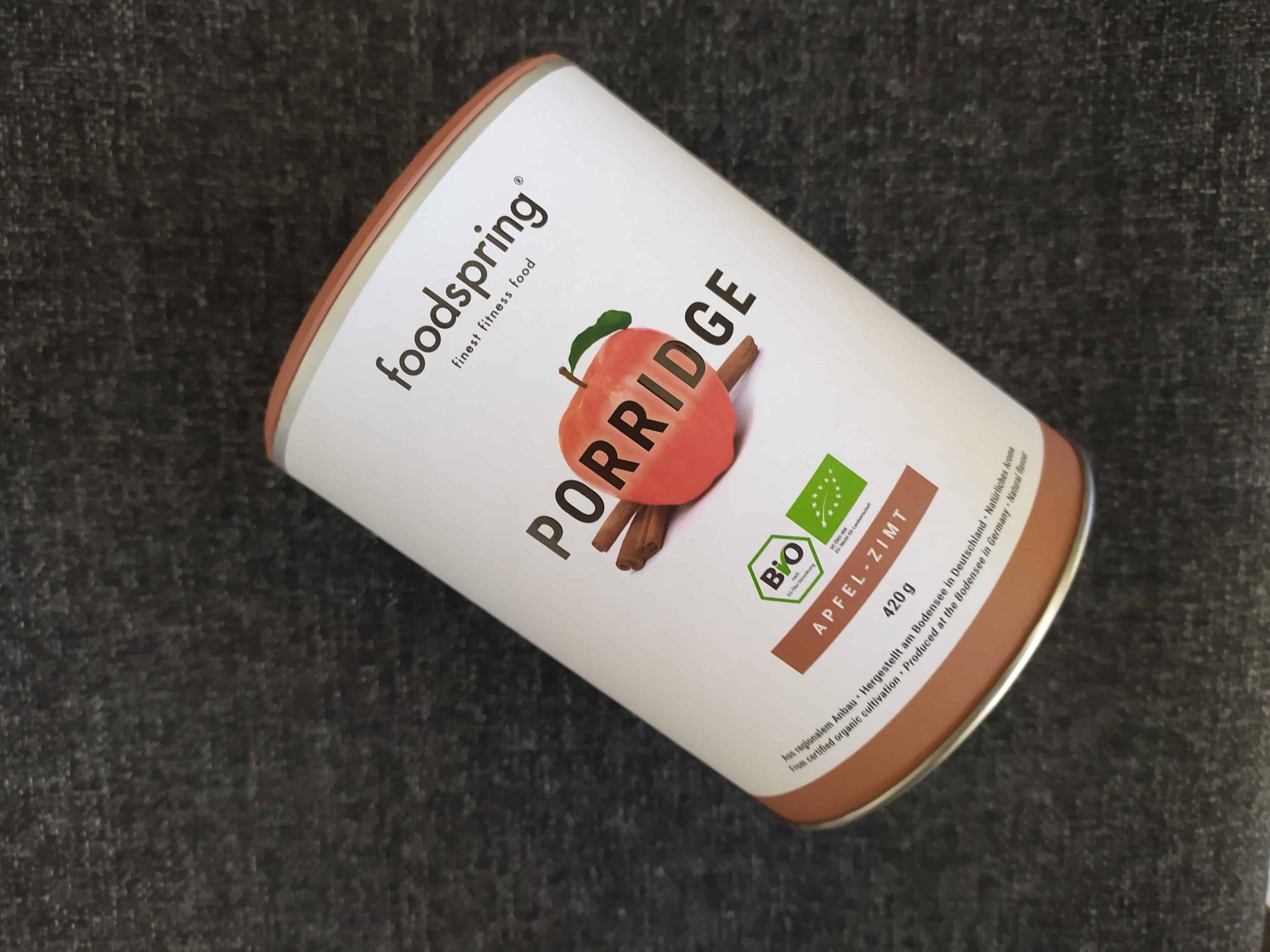 Protein Porridge: Test & Empfehlungen (01/21)