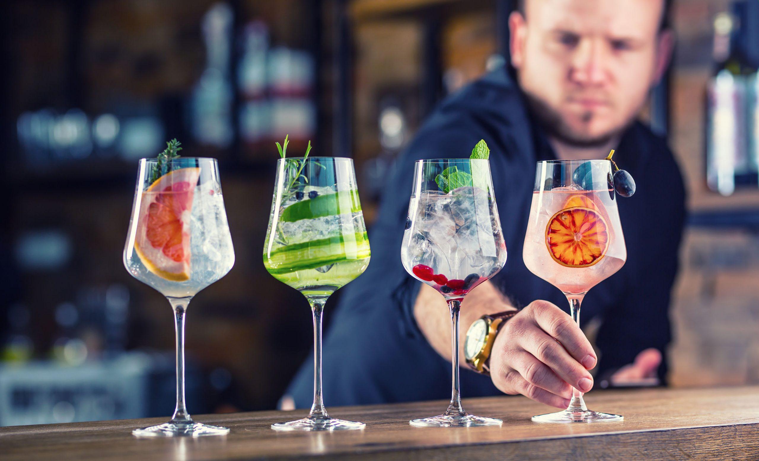 Gin Sorten: Die wichtigsten Unterschiede
