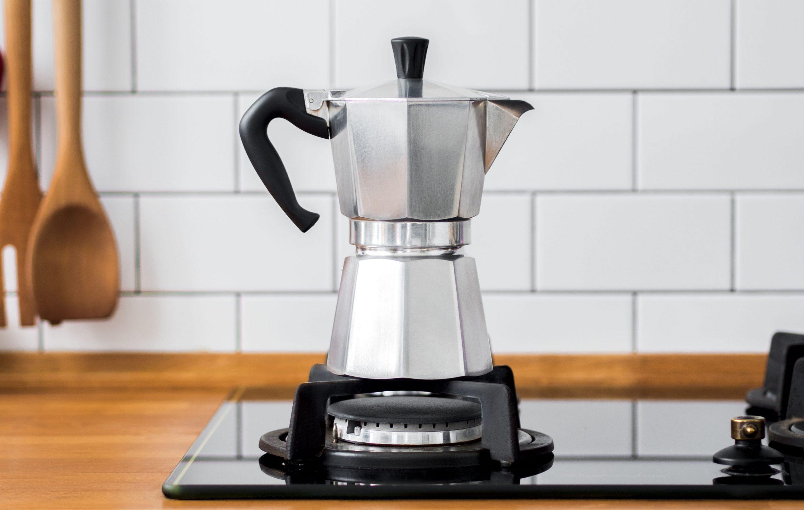 Espressokocher Induktion