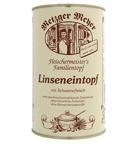 Metzger Meyer Linseneintopf Clean Label 1200ml