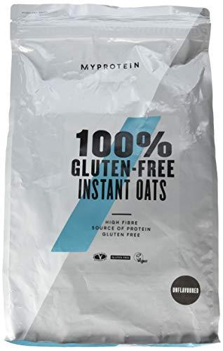 Myprotein Glutenfreier Instant Hafer - Geschmacksneutral - 5 kg
