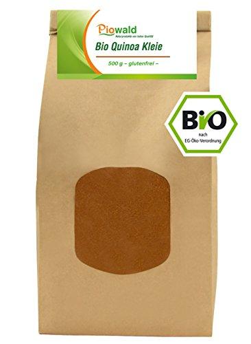 BIO Quinoa Kleie geröstet - 500g