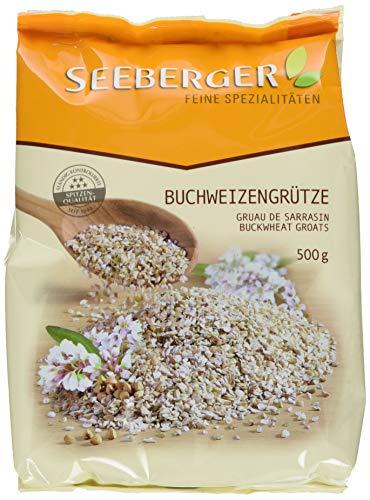 Seeberger Buchweizengrütze, 8er Pack (8 x 500 g Packung)