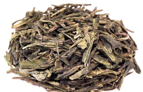 Lung Ching - Guter Drache Drachenbrunnentee Tributtee, Grüner Tee, China, 1000g