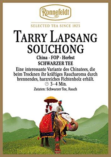 Ronnefeldt - Tarry Lapsang Souchong - Schwarzer Tee aus China - 100g
