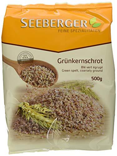 Seeberger Grünkernschrot, 9er Pack (9 x 500 g Packung)