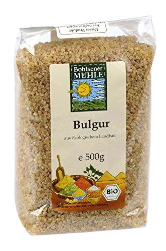 Bulgur 500 g Bohlsener Mühle (1 x 500 g)