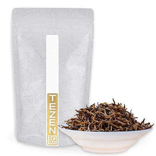 Kaiserlicher Gelber Bio Tee (Huang Cha) aus Yunnan, China | Hochwertiger chinesischer Gelber Bio Tee | Premium China Bio Tee aus Yunnan (50g)